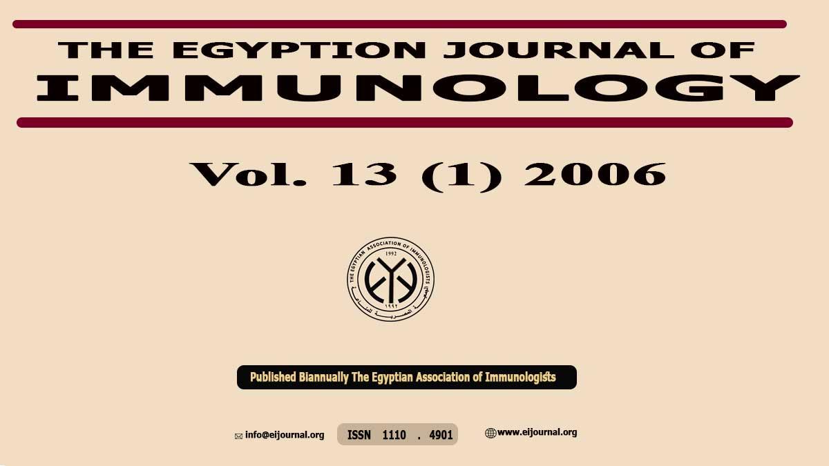 Vol. 13 (1)  2006