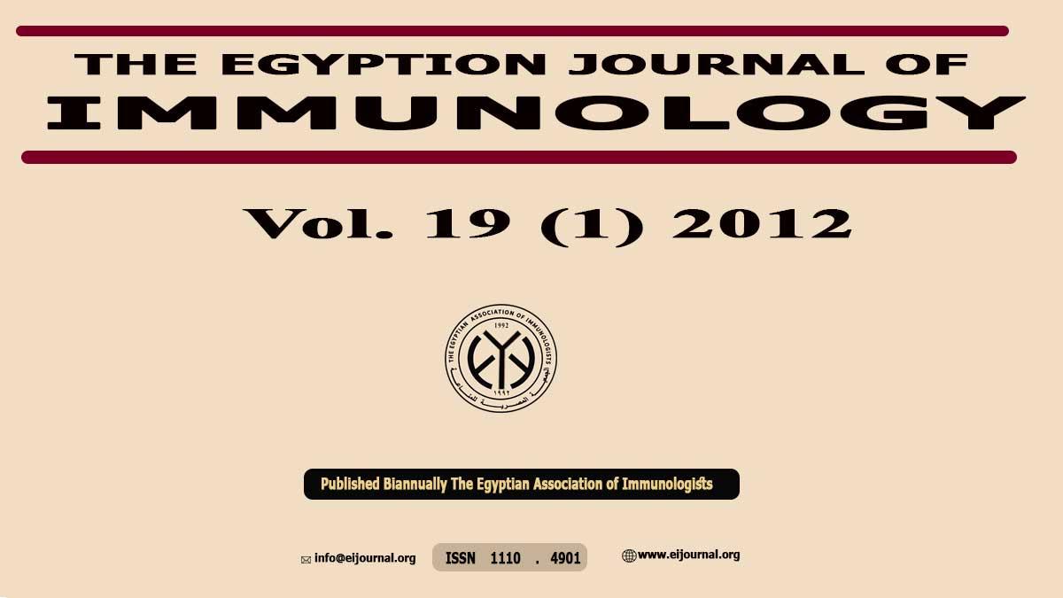 Vol. 19 (1) 2012
