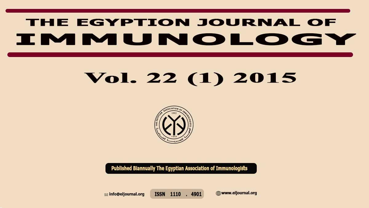 Vol. 22 (1) 2015