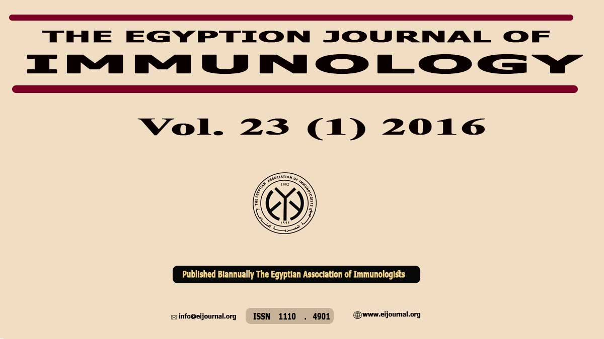 Vol. 23 (1) 2016
