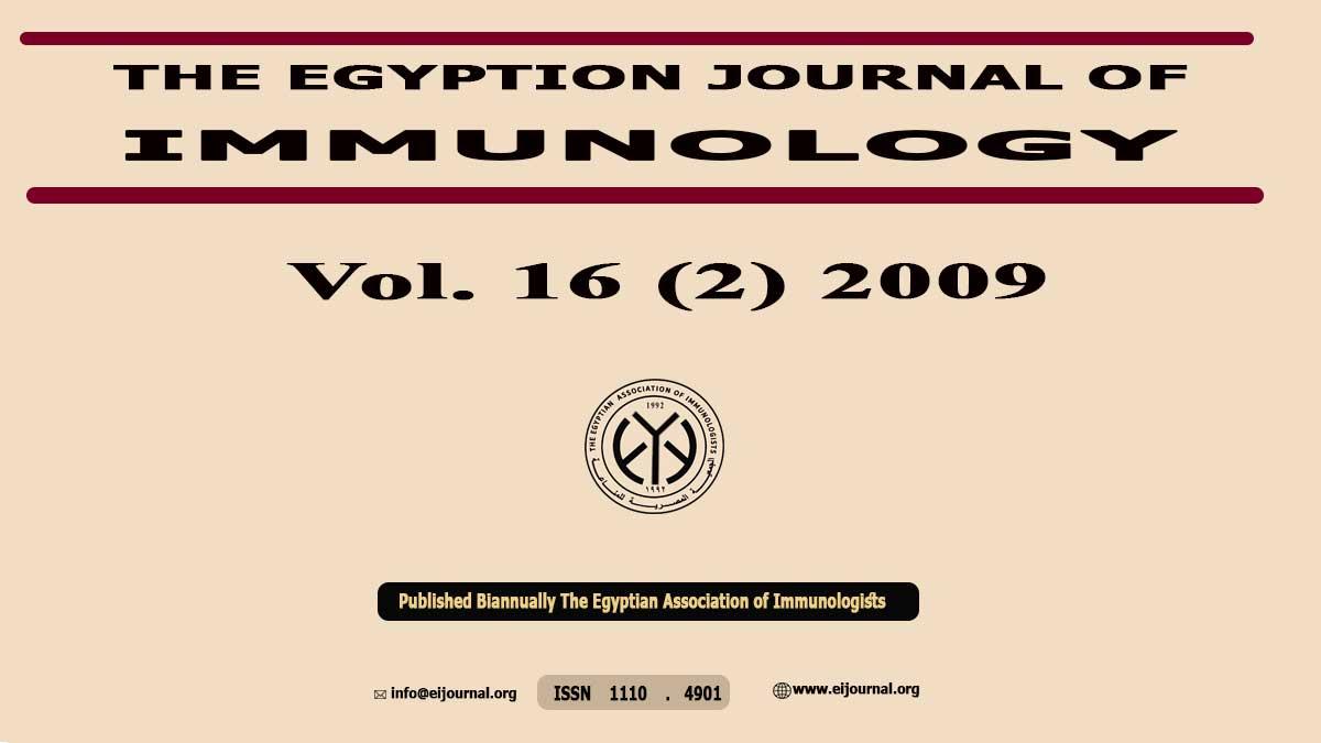 Vol .16 (2) 2009