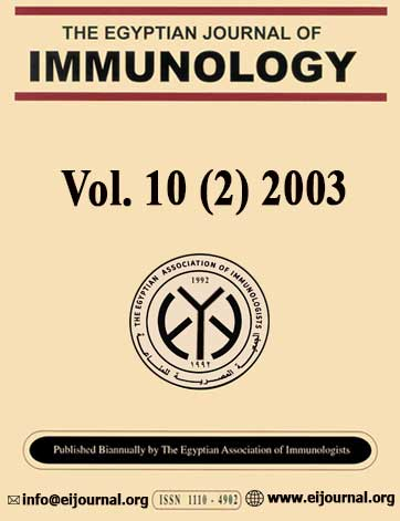 Vol. 10 (2) 2003